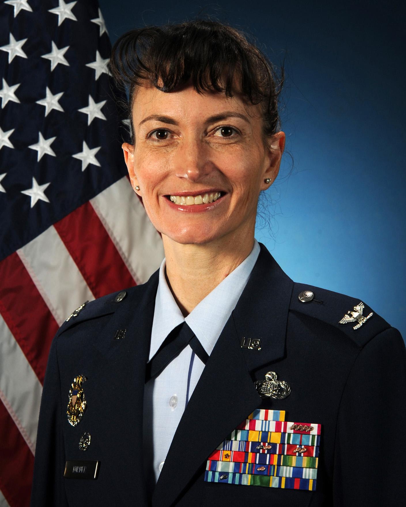 Col. Donna Turner