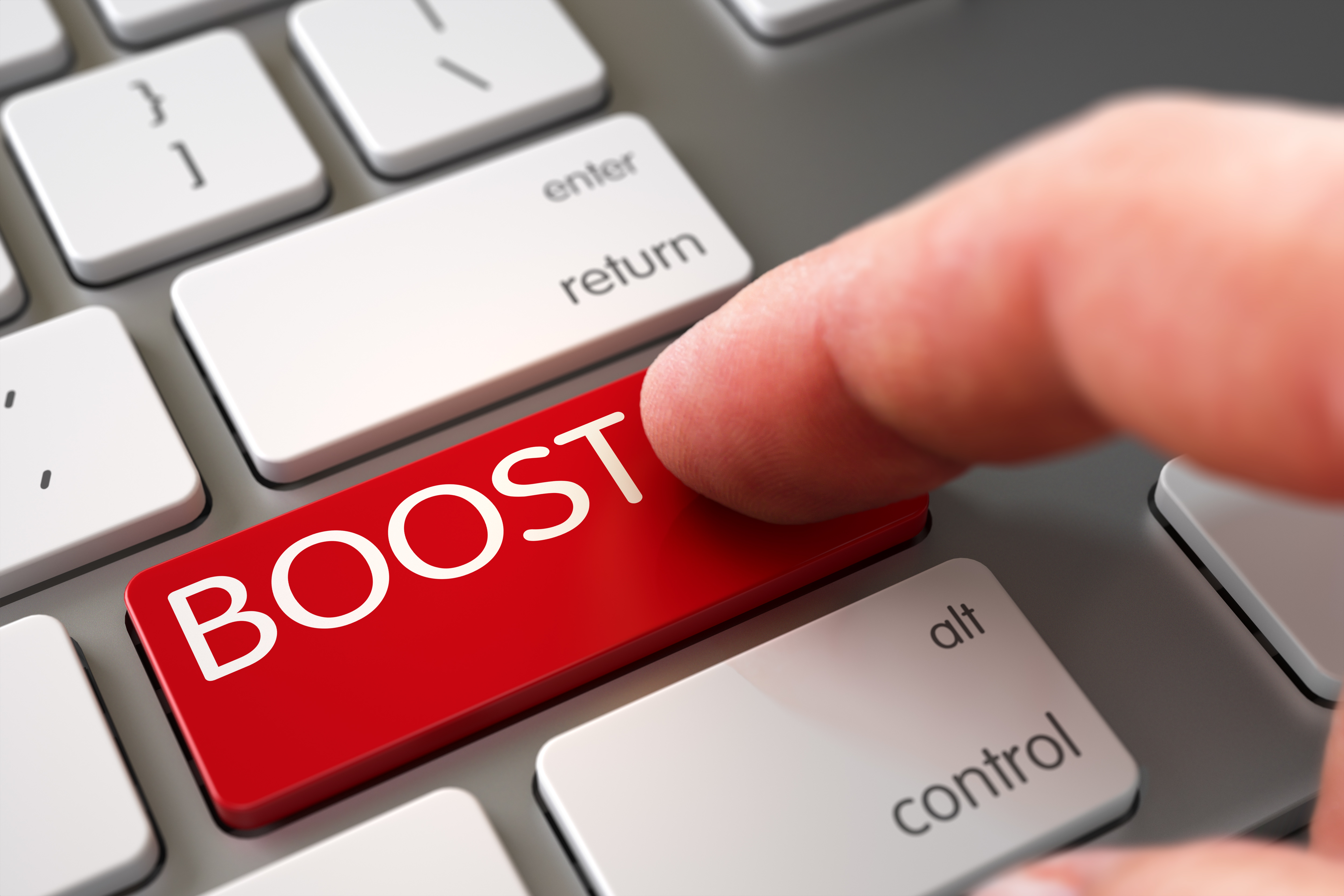 Does Your Company Need a Boost?