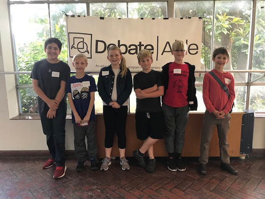 Adams Debate Club