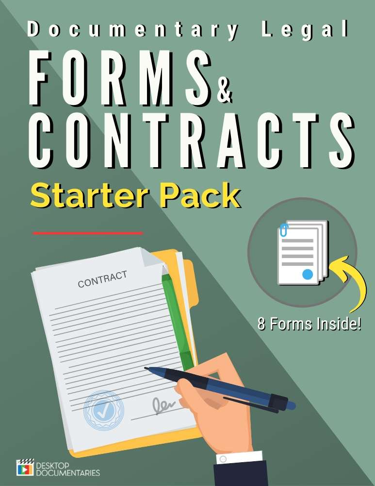 Documentary Legal Forms & Contracts [Starter Pack]