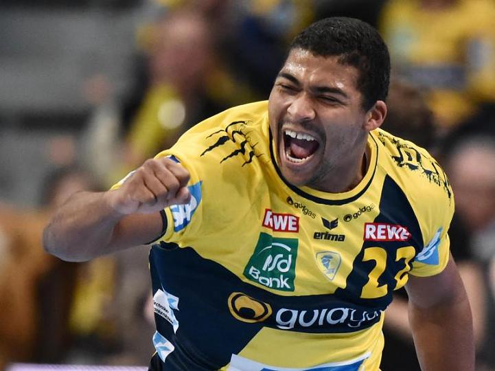 Professional Handball Player at Rhein-Necker Löwen<br> and the Danish National Team.