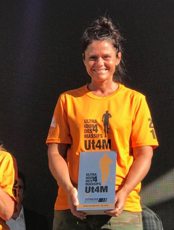 Ultra Marathon <br>and Mountain Marathon Runner