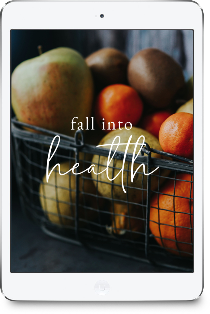 Introducing the Fall into Health Program.