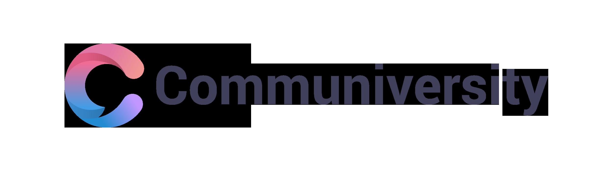 Communiversity Logo