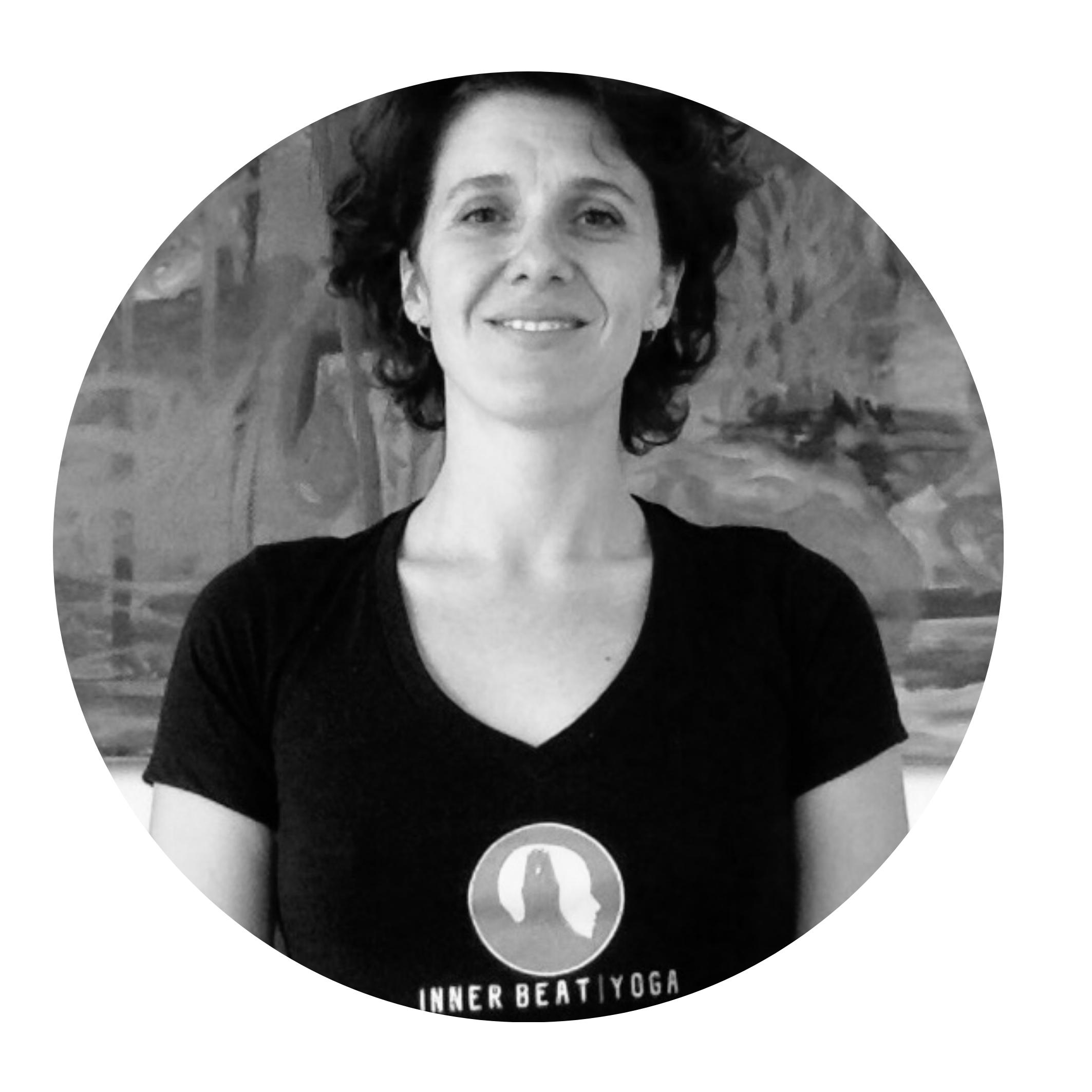 Special Guest Teacher: Céline Kuklowsky