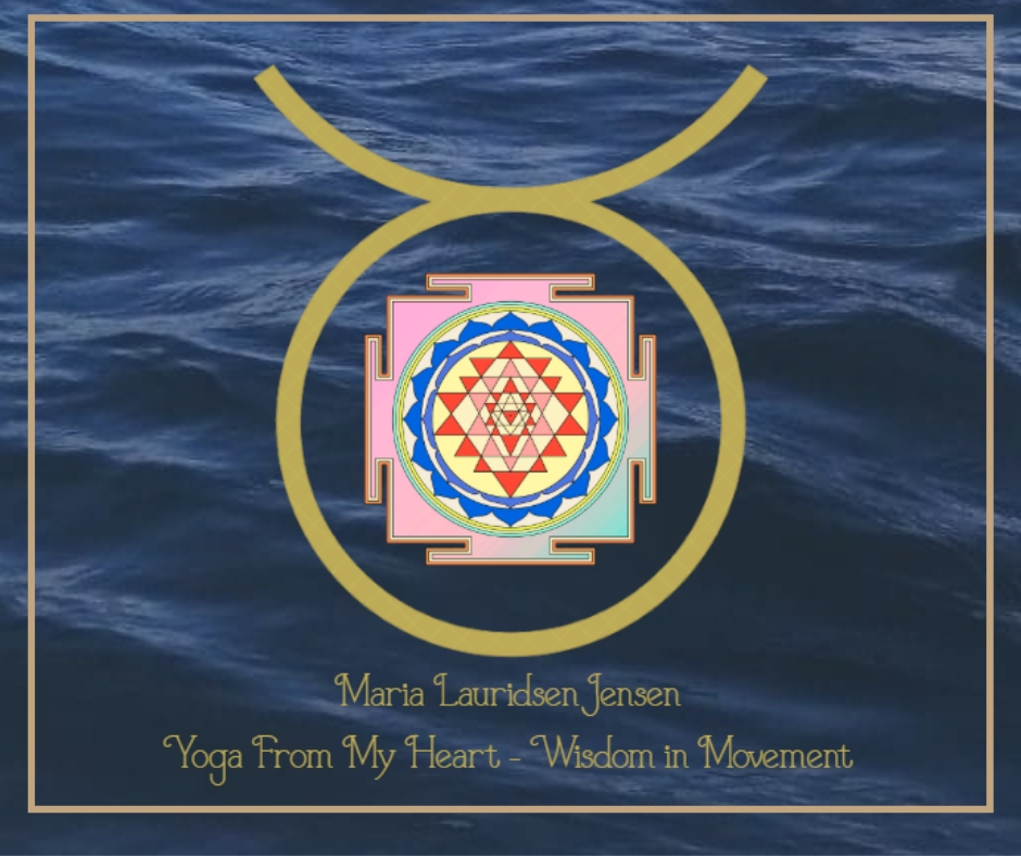 Maria Lauridsen Jensen: Yoga From My Heart - Wisdom in Movement