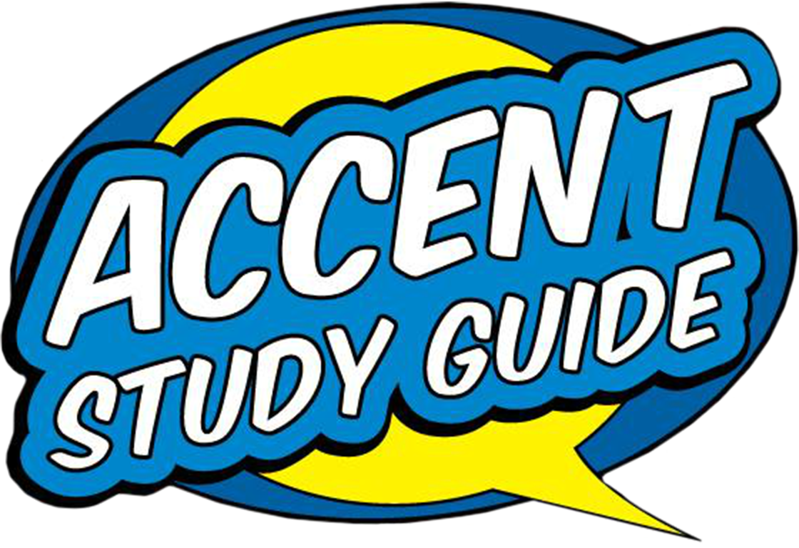 Accent Study Guide