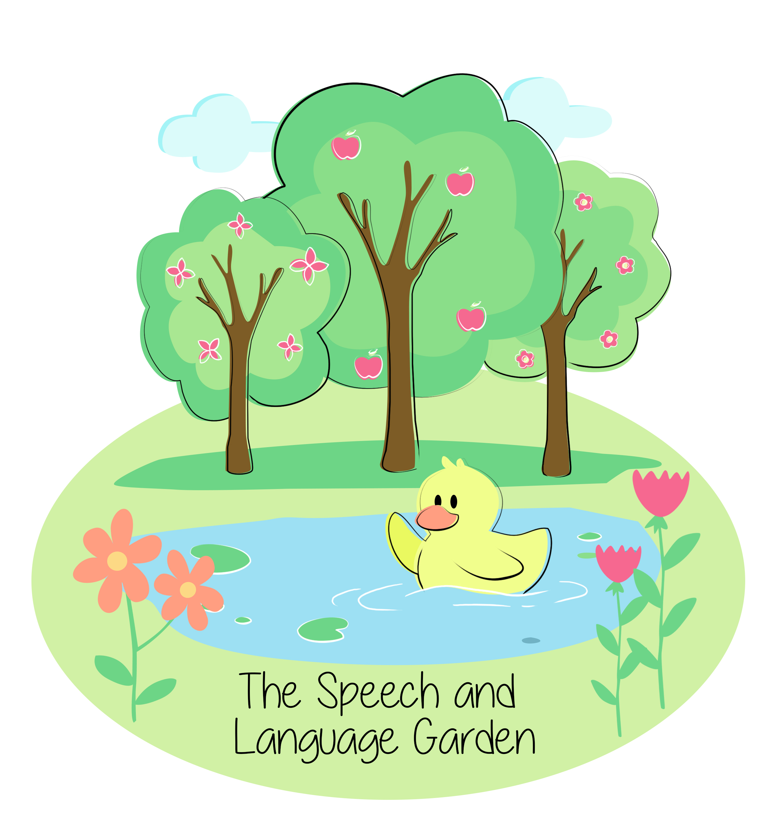 The Speech and Language Garden