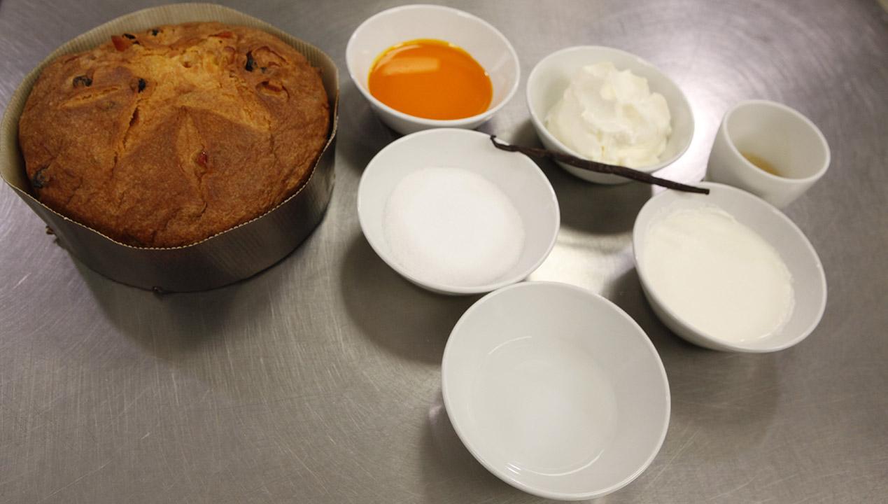 ingredienti panettone