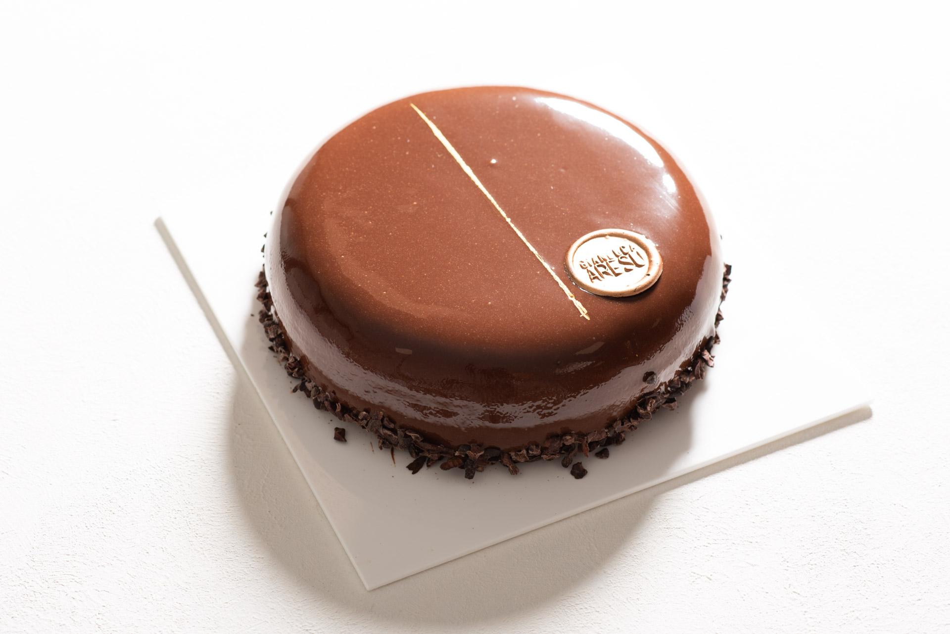 aresu dolce al cioccolato