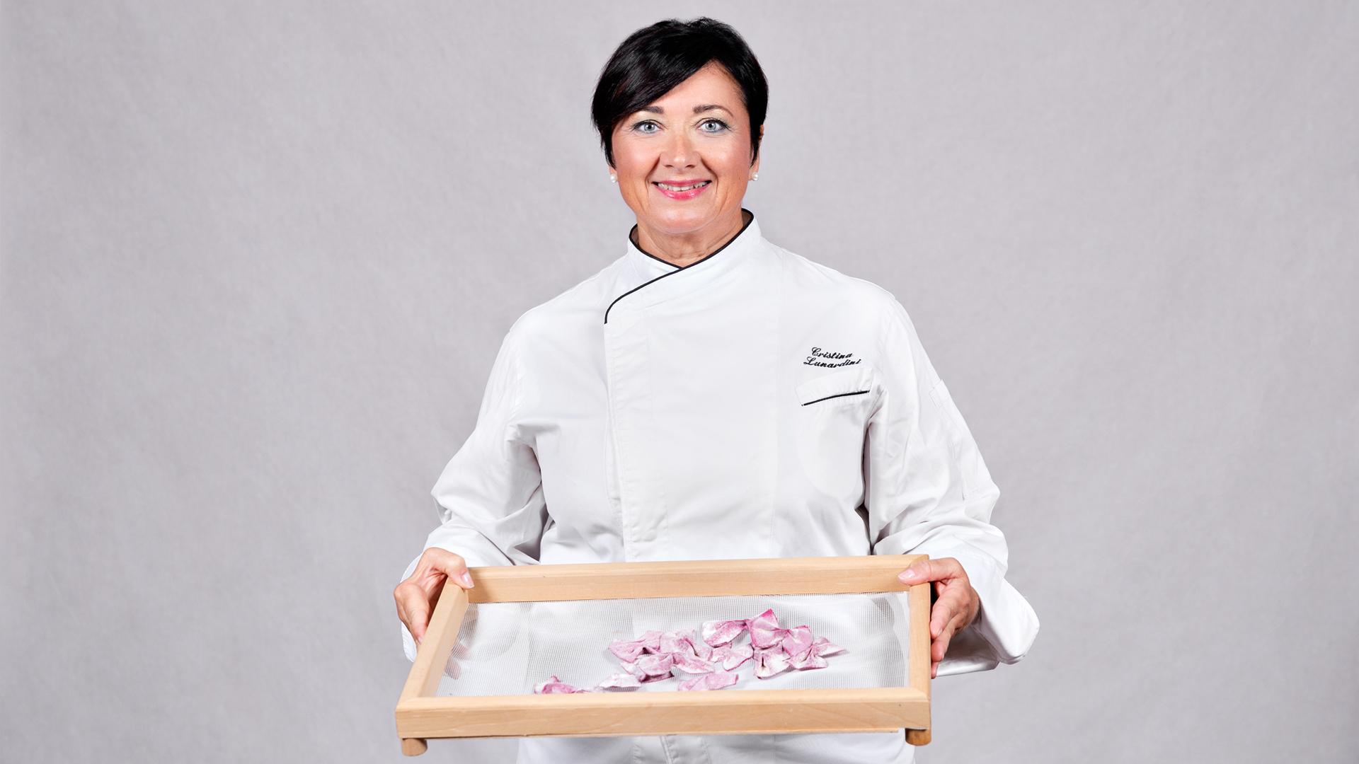 Cristina Lunardini Accademia della Pasta