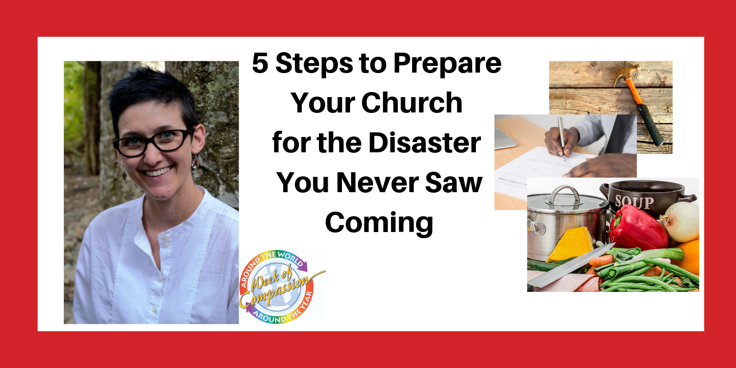 5 Steps to Prepare Your Church for the Disaster You Never Saw Coming
