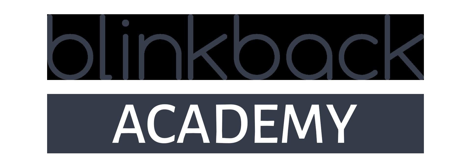 BlinkBack Training