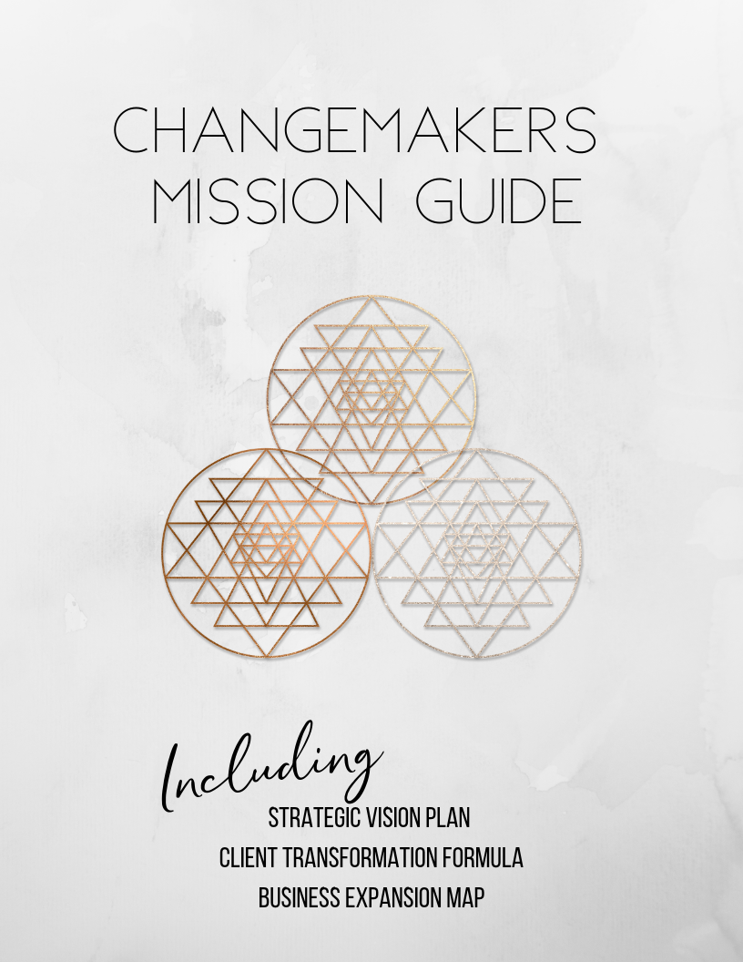 Leave with a Personalized Guide to Fulfilling your Mission!