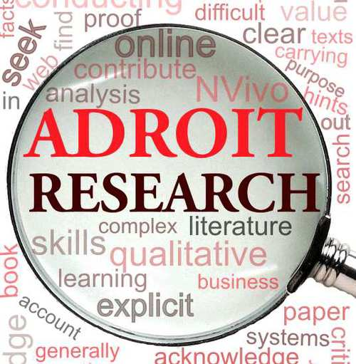 Adroit Research - Academy