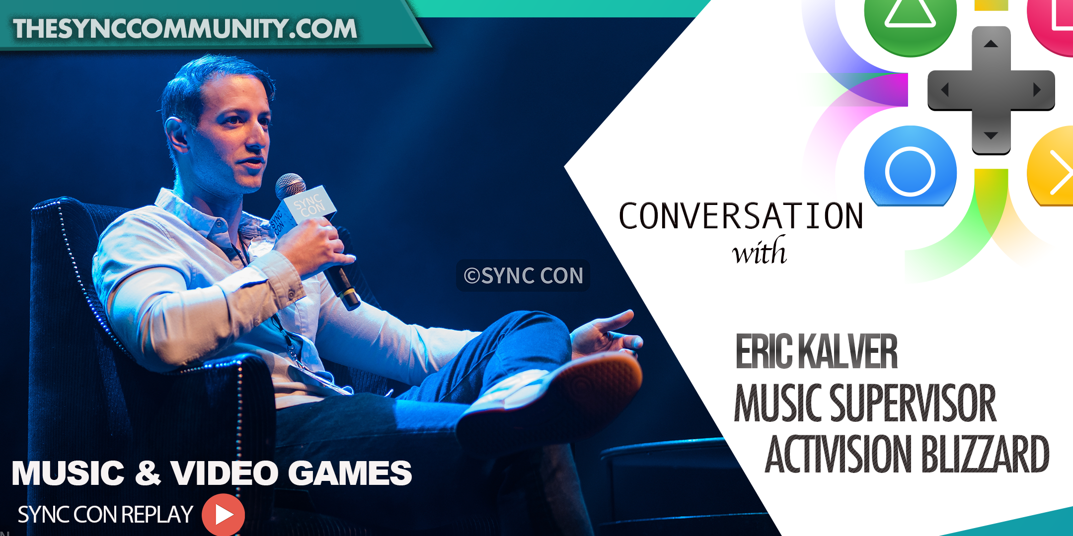 Music Use In Video Games with Eric Kalver: Music Supervisor for Activision Blizzard