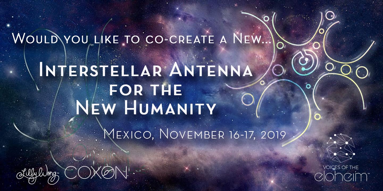 Interstellar [i]Antenna