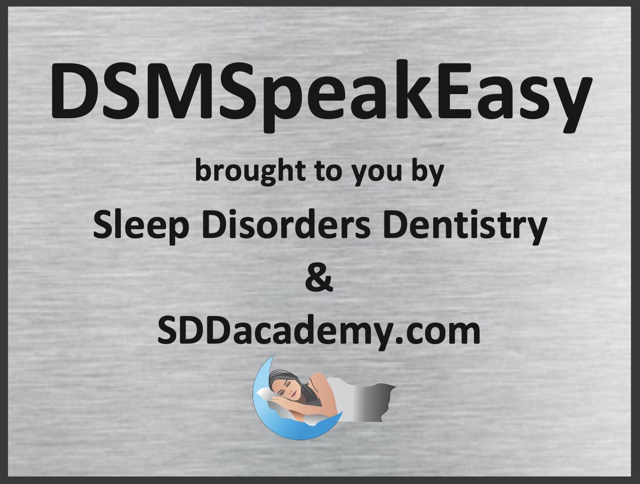 DSMSpeakEasy
