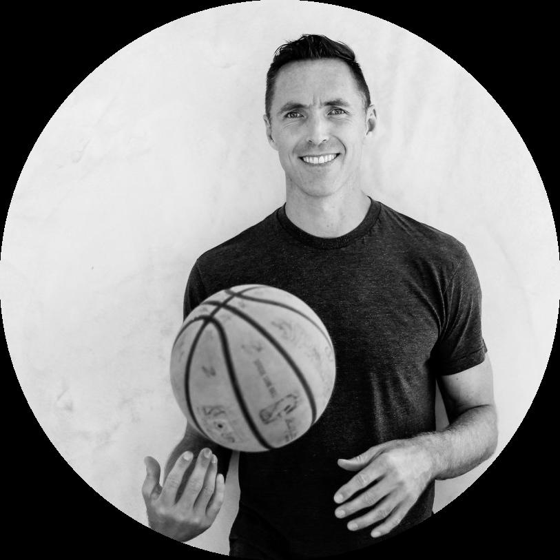 Steve Nash - NBA Hall of Famer - Ctrl Media Founder - Investor