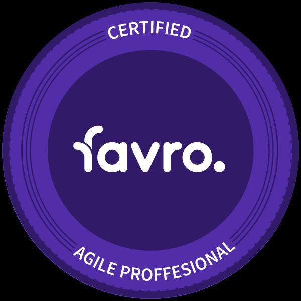 Favro Certified Platform Professional