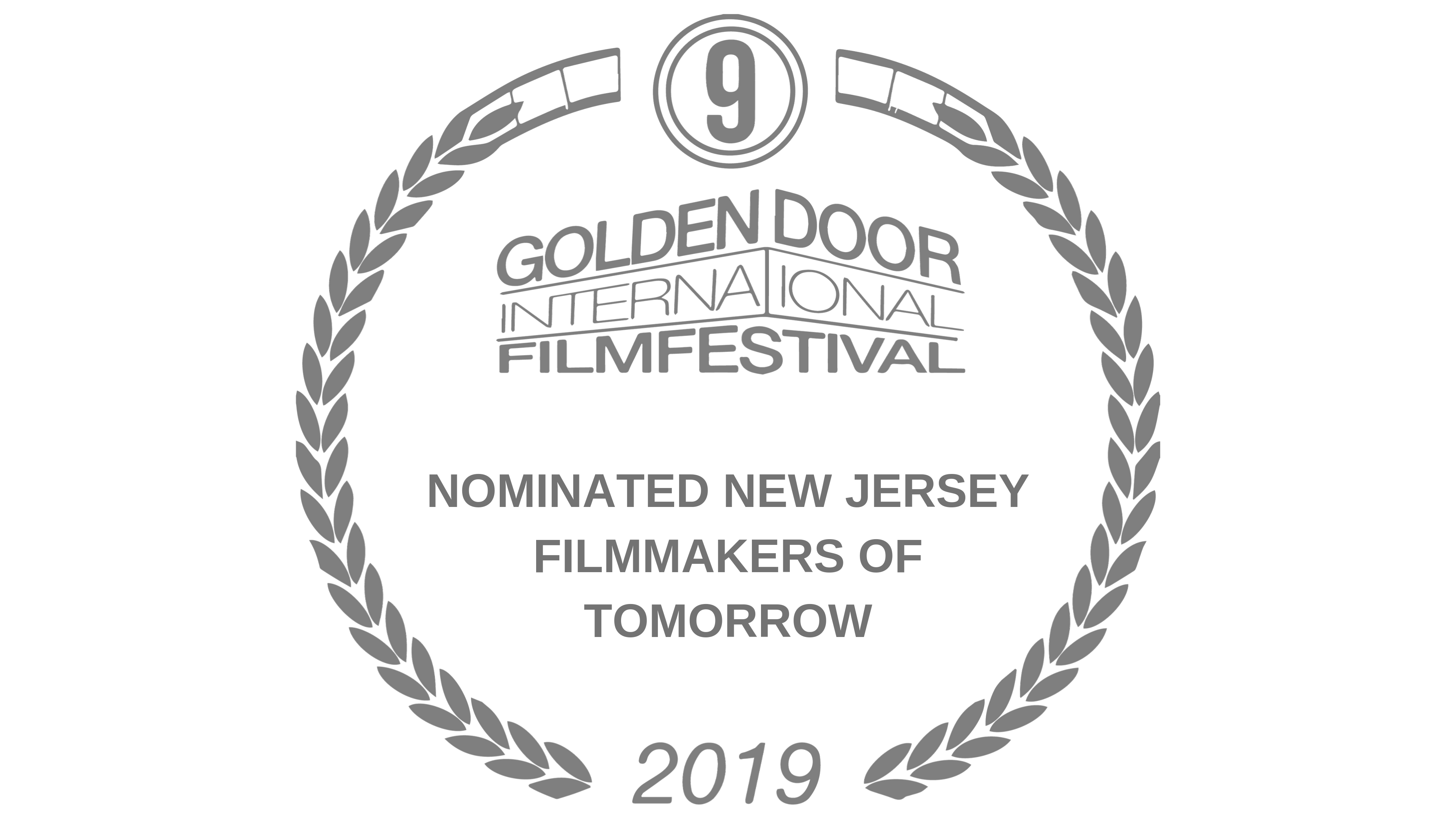 20191004A - New Jersey Filmmakers Of Tomorrow - Awards Only - GDIFF - LIKE US Movie - FSPAP - THISLEARNING