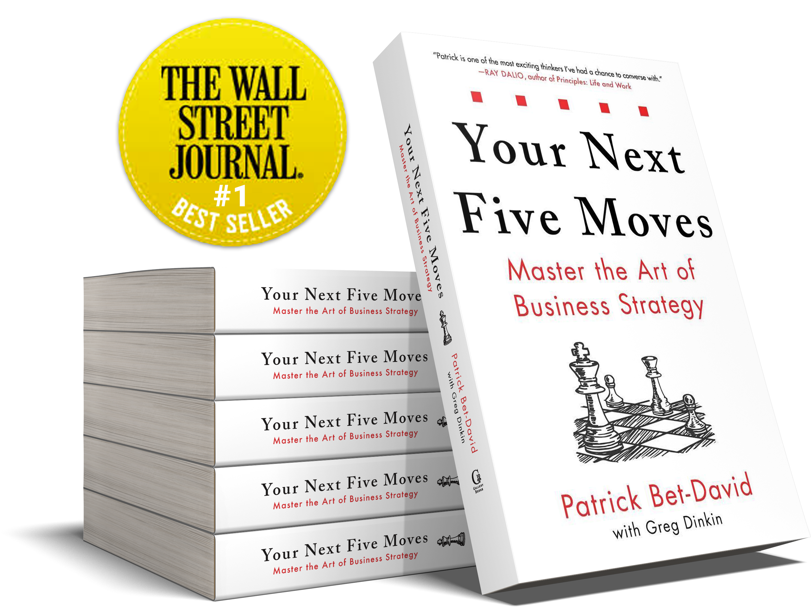 Curated content from a Wall Street Journal #1 Bestselling book