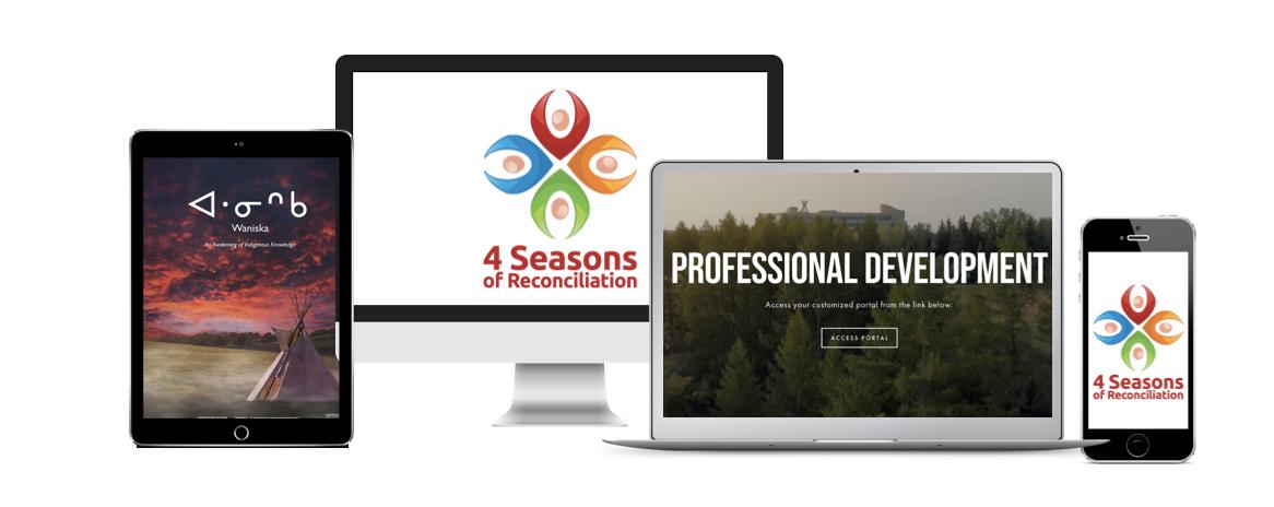 4 Seasons of Reconciliation