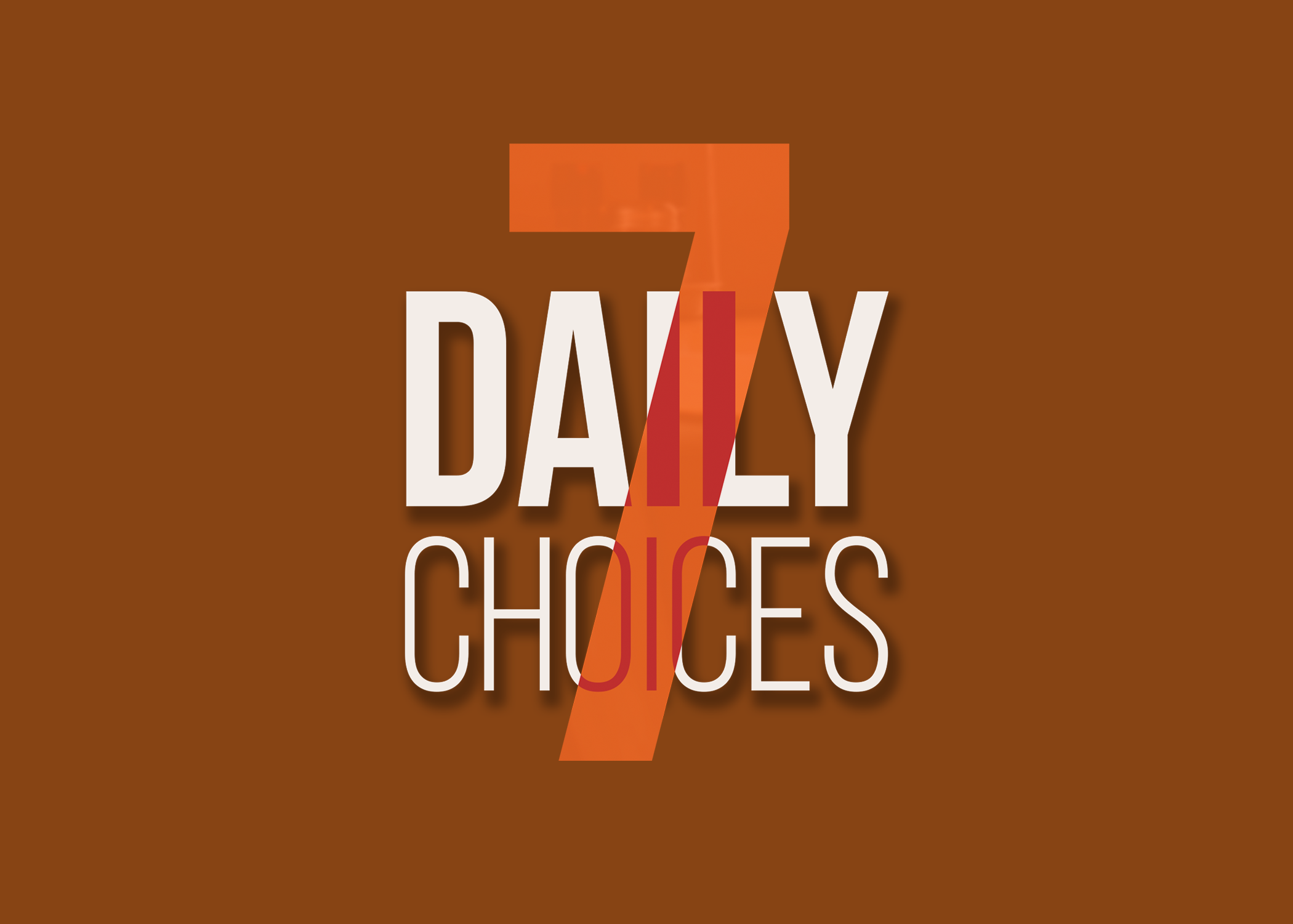 7 Daily Choices Learning