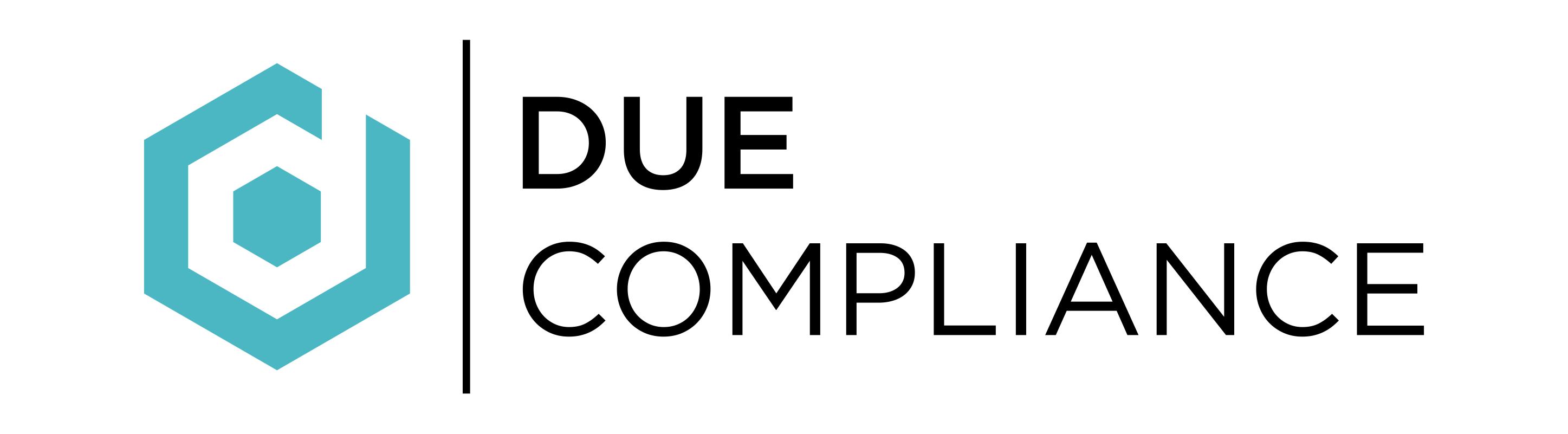 Due Compliance Training