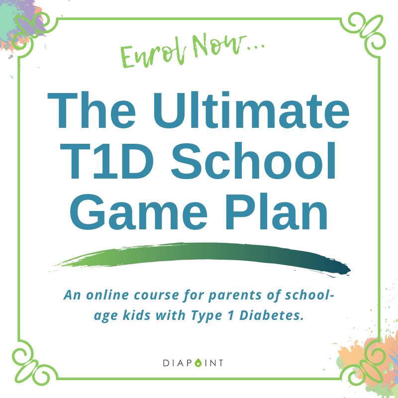 Type 1 Diabetes online course for parents