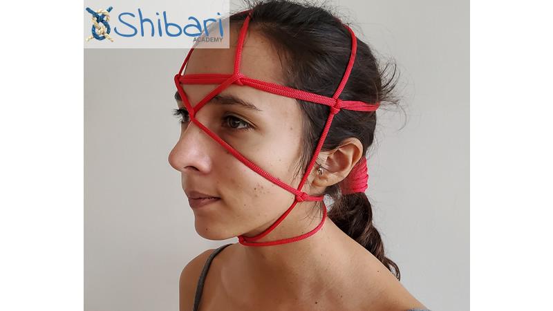 Head Cage Shibari