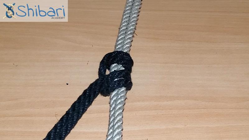 Prusik Head Inline Knot Shibari