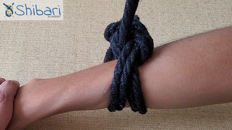 Bula Bula Single Column Tie Shibari