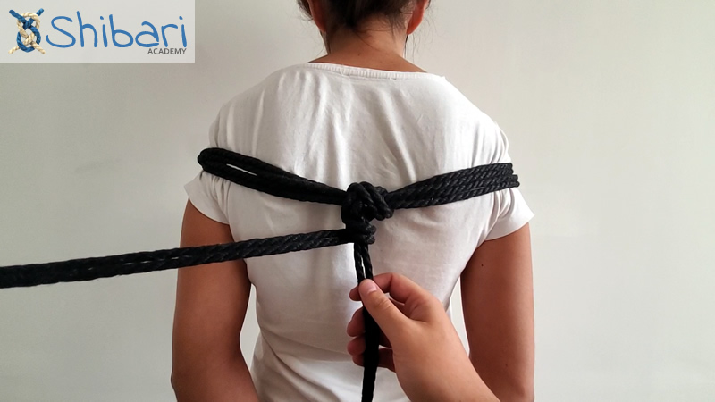 Square Friction Shibari