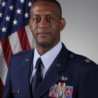 Retired Major Forrest C. Williams