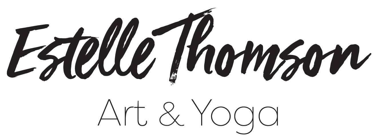 Estelle Thomson Art & Yoga