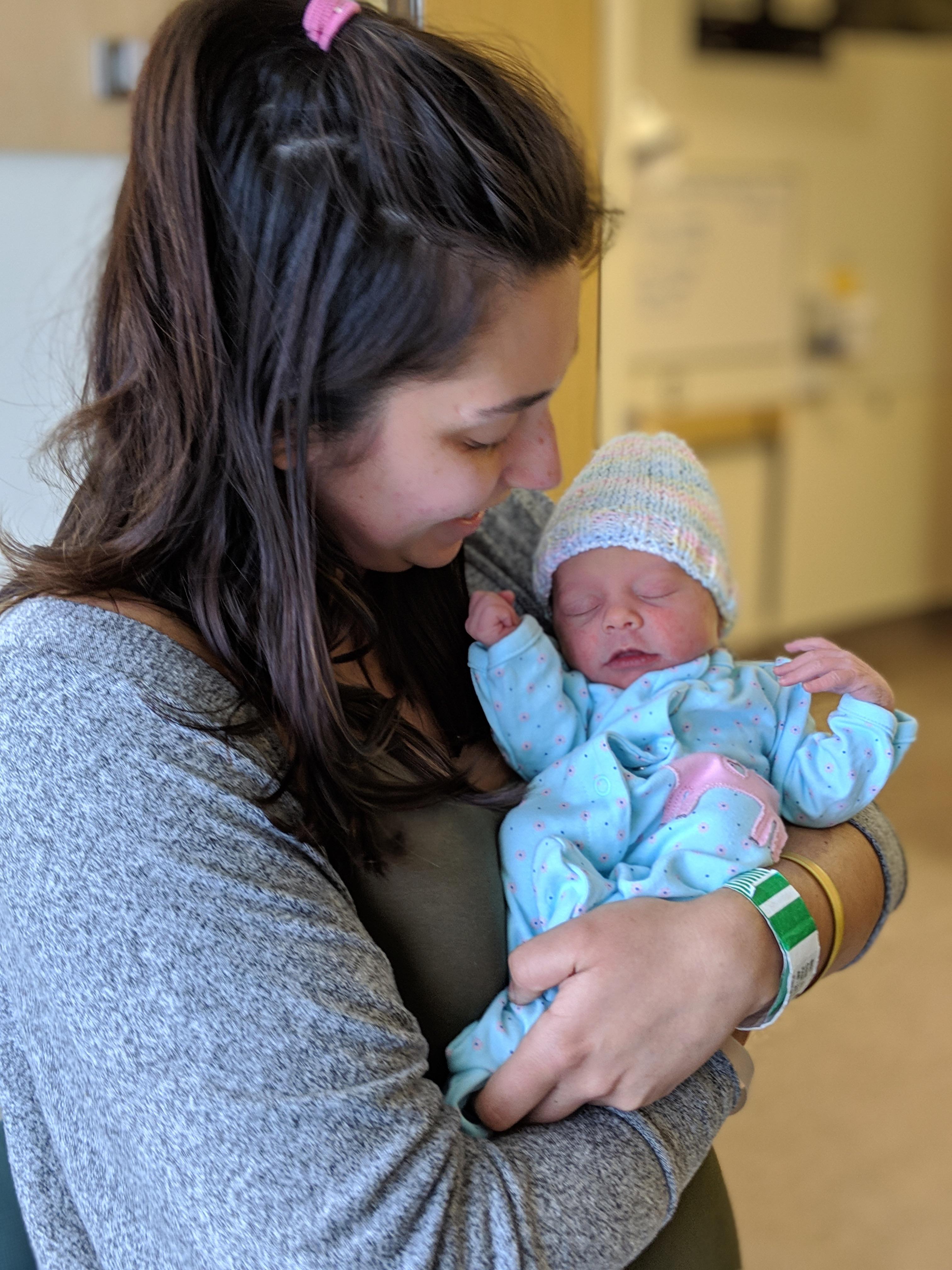 Jessica Conti, creator of Baby Basics