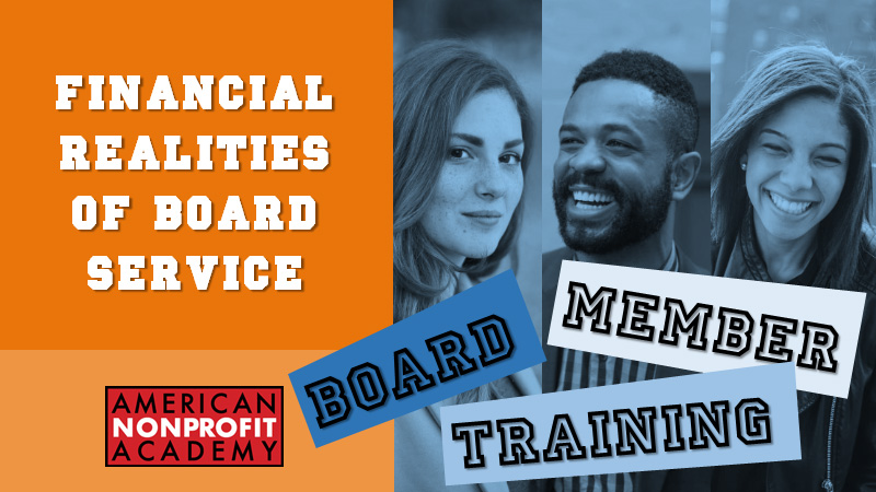 Financial Realities of Board Service