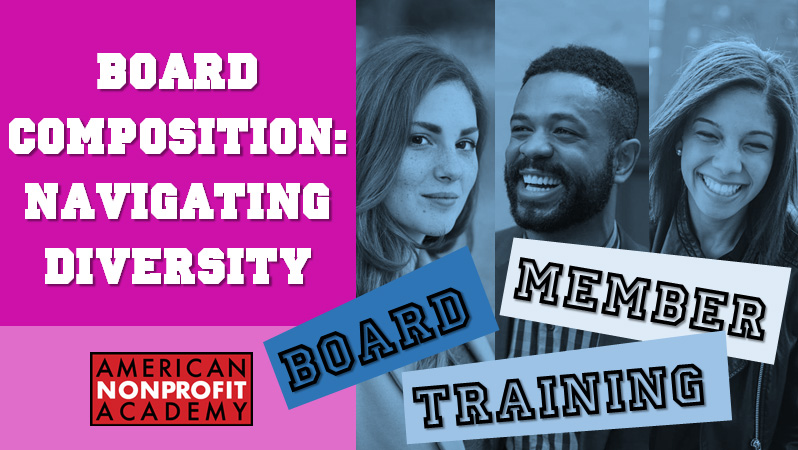 Board Composition - Navigating Diversity