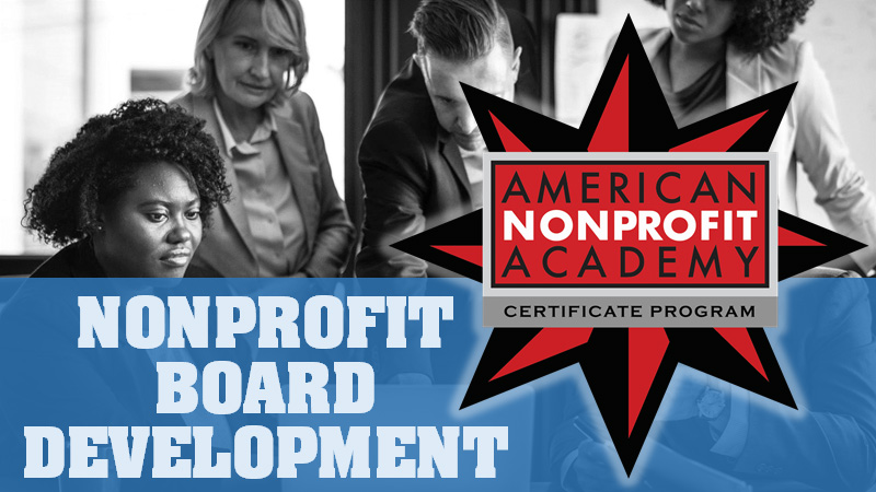 Nonprofit Board Development Certificate Program