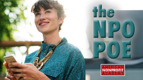 The NPO POE - Nonprofit Point of Entry