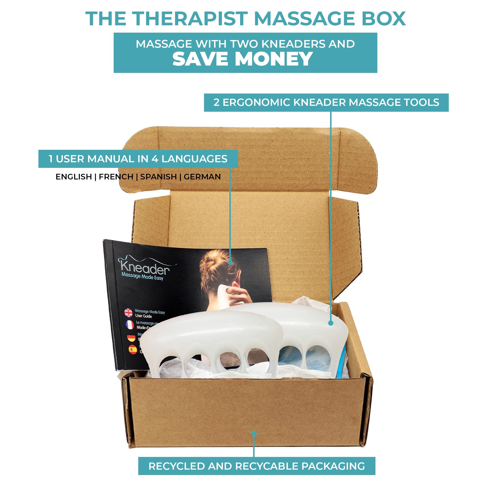 The Kneader Massage Tool