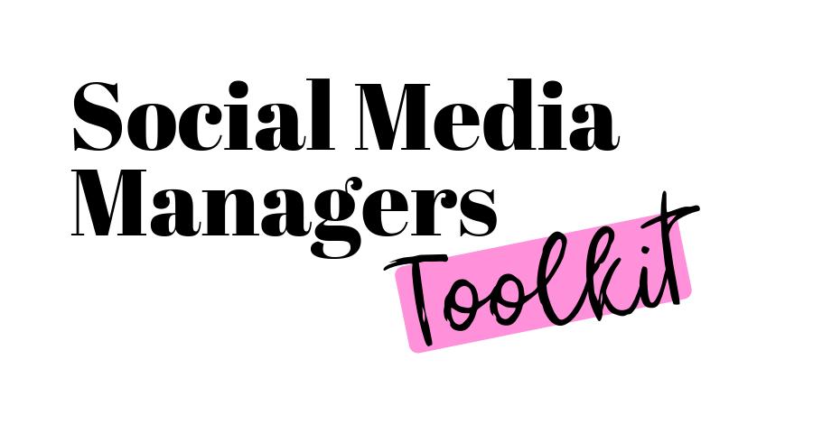 My Social Media Toolkit