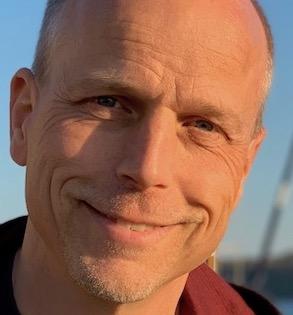 Ulrik Ramsing close-up