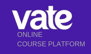 VATE    Online Course Platform