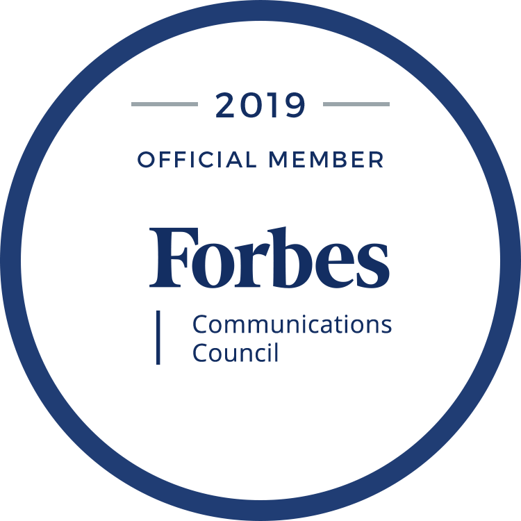 Forbes Communications Council Official Member logo