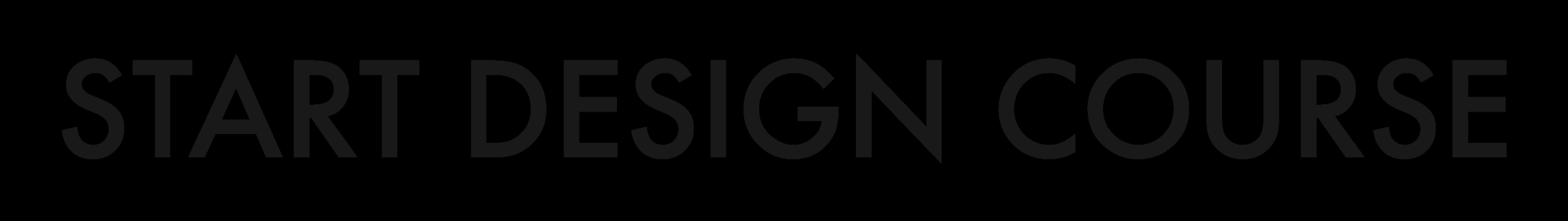 Start Design Course