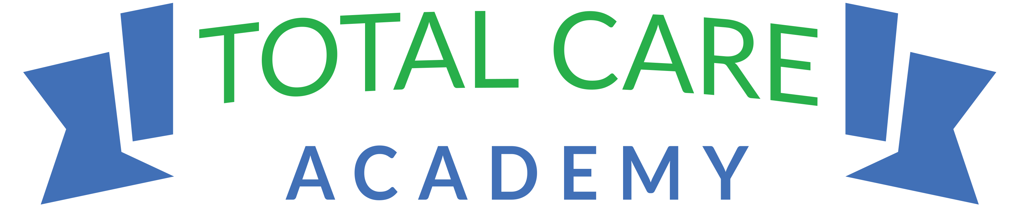 Total Care Academy Logo