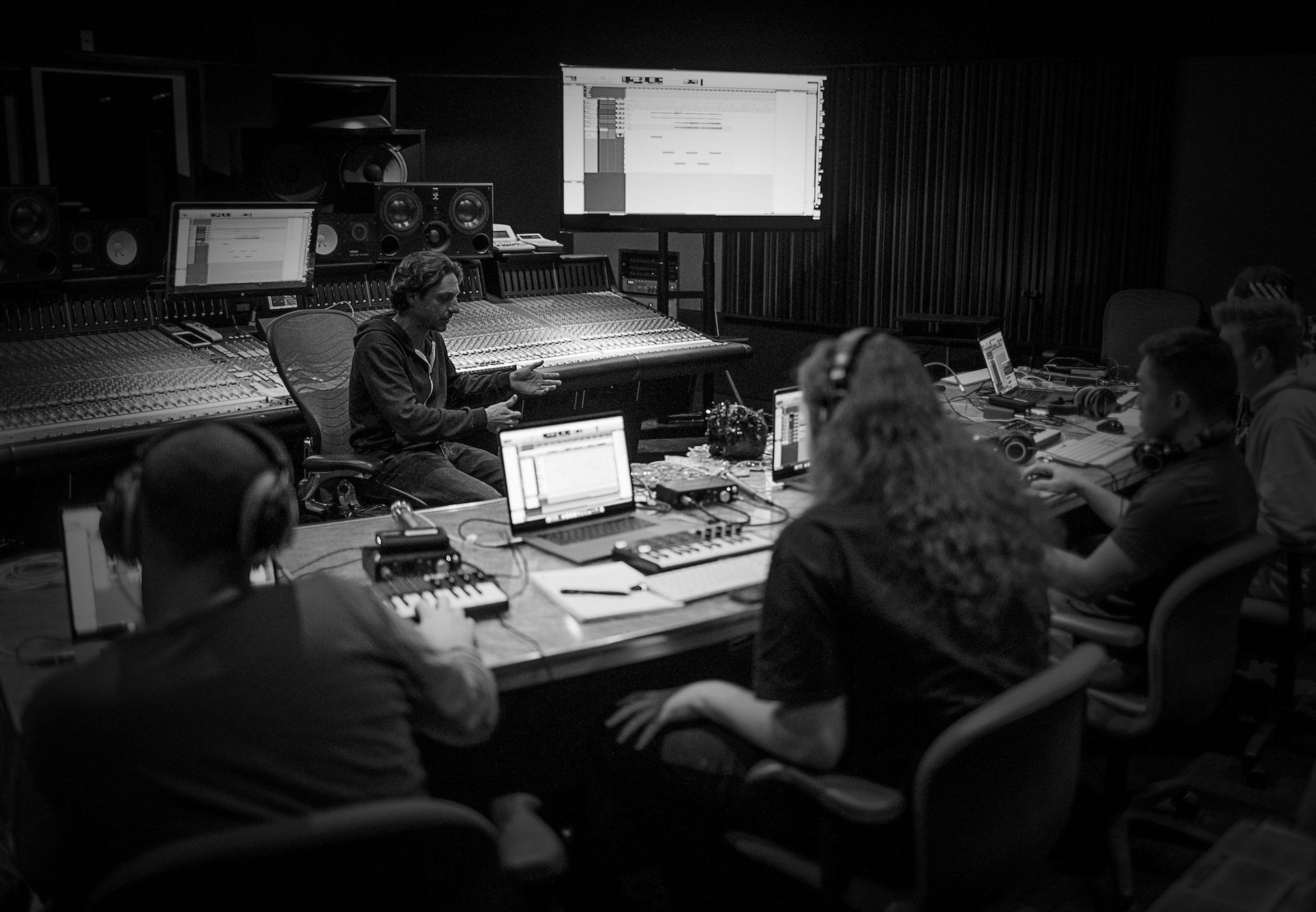 Pro Tools Certification Class at ProMedia