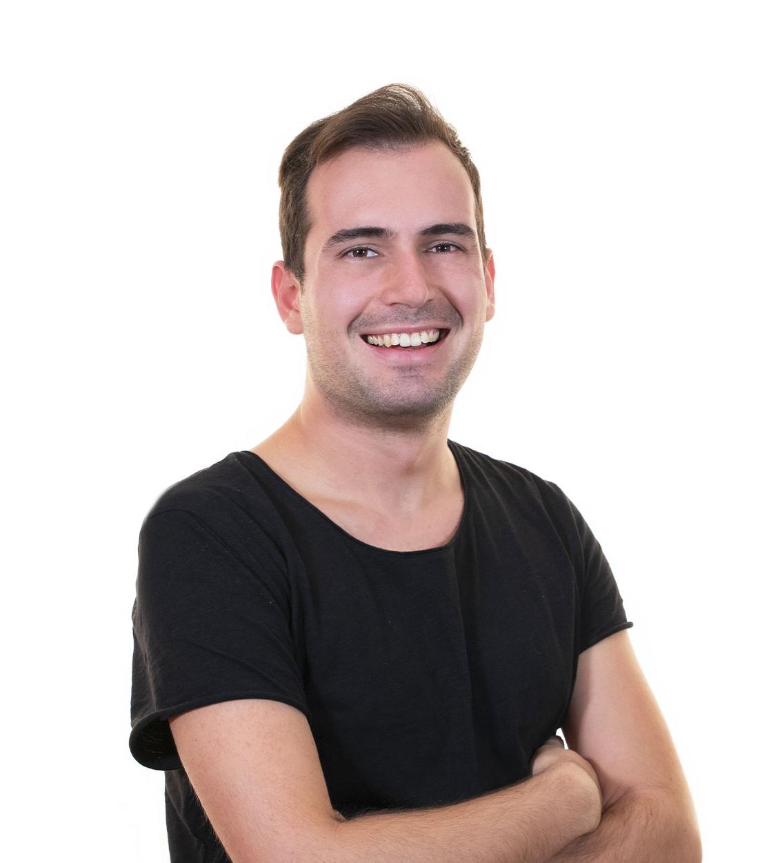 Guglielmo Meregalli - Speaker e Digital Content Specialist a Radio Number One